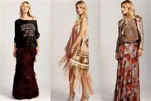 Haute hippie chic modern glamour new york girl style