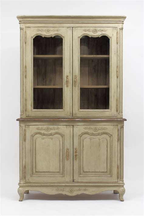 french country hutch  antique reproduction furniture