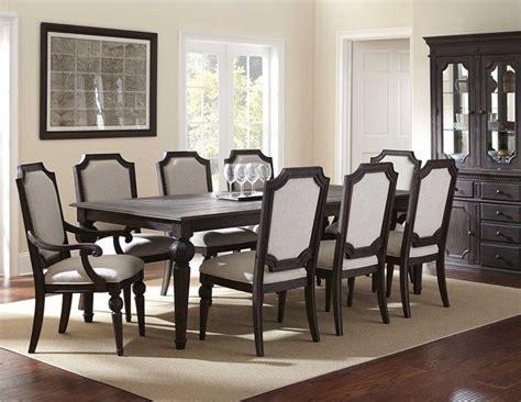 black dining room set black formal dining room set dining room design