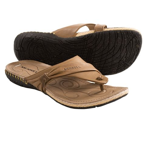 merrell sandals for merrell whisper flip flop sandals for 7799h save 80