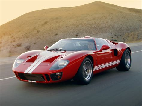 ford supercar 2007 superformance ford gt40 supercar supercars wallpaper