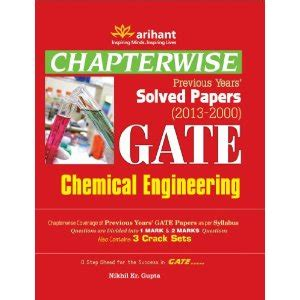 chemical engineering books purchase buy gate chapterwise solved papers chemical engineering