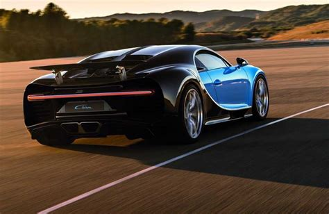 lifted bugatti bugatti to lift chiron s 420 km h limiter on request
