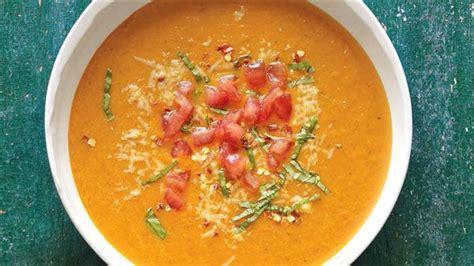 oprah winfrey soup oprah s basic tomato soup recipe today