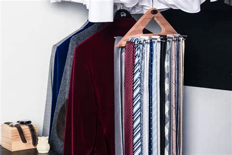 How To Organize Ties In Closet by How To Organize Your Accessories The Gentlemanual A
