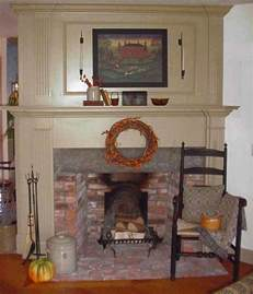 Colonial Fireplace by Classic Colonial Homes Interior Fireplace Trim Beautiful