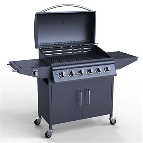 backyard grill 4 burner gas grill review foxhunter garden outdoor portable bbq gas grill 4 burner