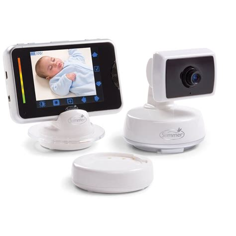 summer infant monitor summer infant baby touch digital color monitor on