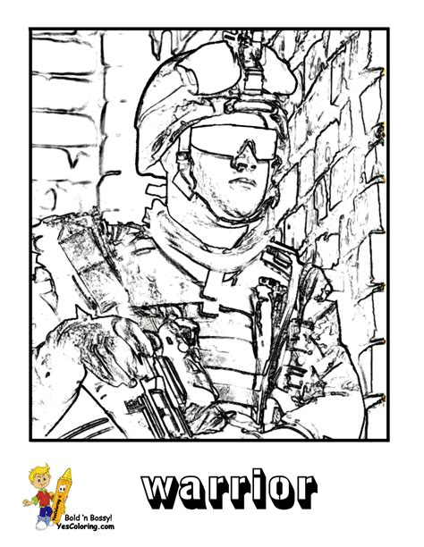 printable coloring pages army american soldier picture coloring you can print out this