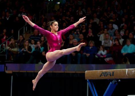Gymnastics Wardrobe by Aly Raisman Usa Olypmic Gymnast 09 Gotceleb