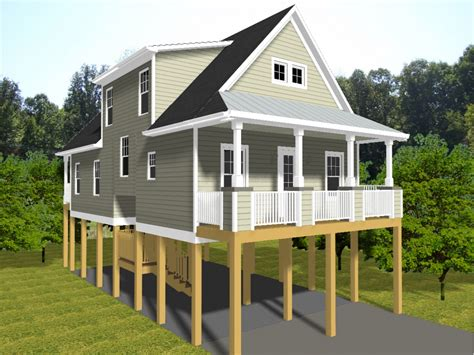 house plans on pilings beach house plans on pilings beach cottage house plans on