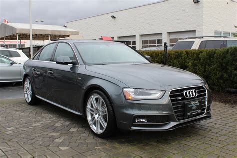 Audi A4 S Line 2013 audi a4 2014 s line image 69