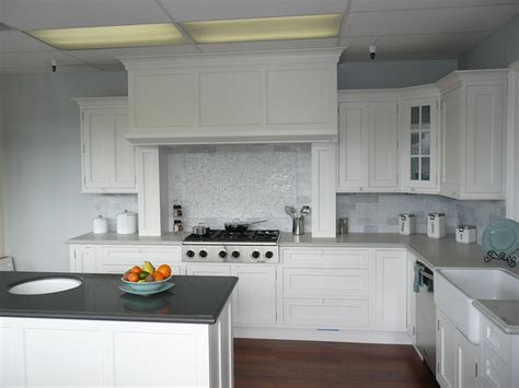 White Appliance Kitchen Ideas White Kitchen Backsplash Ideas Homesfeed