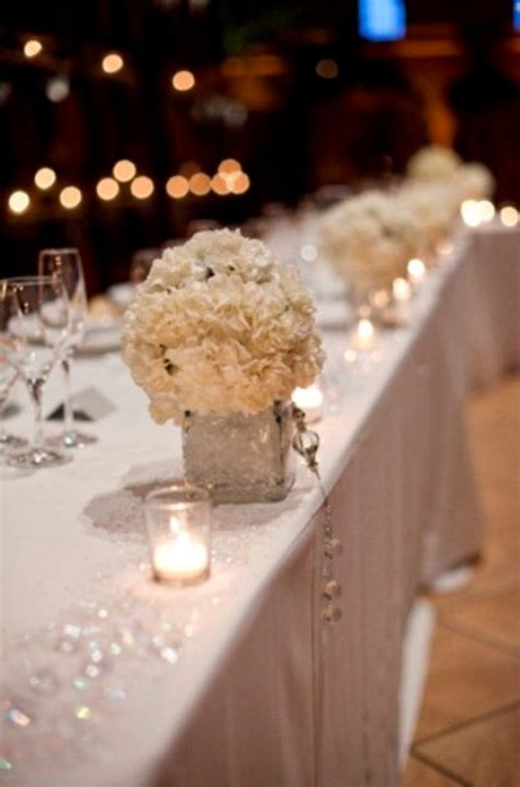 winter wedding table decorations 67 winter wedding table d 233 cor ideas weddingomania