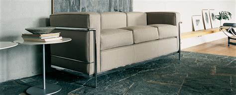 divano lc2 poltrone e divani lc2 le corbusier jeanneret