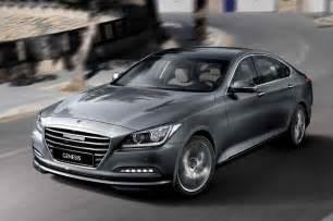 Hyundai Genesis Prototype 2015 Hyundai Genesis Prototype Drive Motor Trend