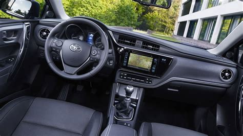 toyota auris interior new 2019 toyota auris interior design toyota car prices