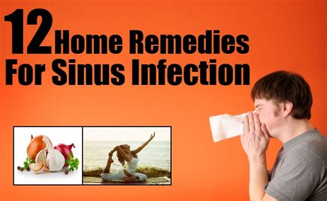 12 home remedies for sinus infections common causes and