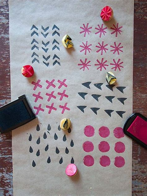 Paper Ideas - 15 diy gift wrap ideas that you can use to your