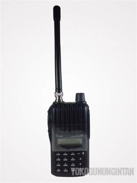 Charger Ht Icom V80 Untuk Baterai Lithium Bc193 ht icom ic v80 vhf rapid