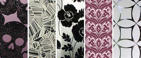 wallpaper with velvet design velvet flocked wallpaper designyourwall