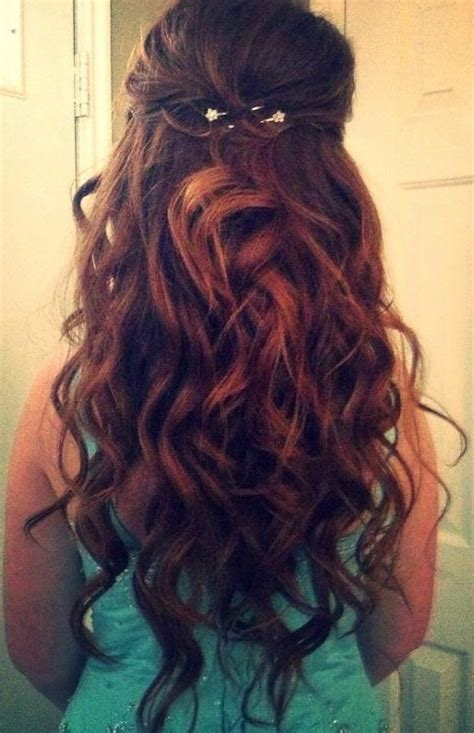 long curly formal hairstyles 15 best long wavy hairstyles popular haircuts