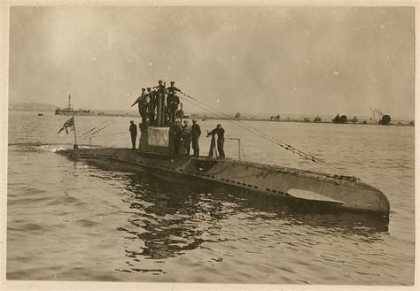 SM UB-14 - Wikipedia U Boat