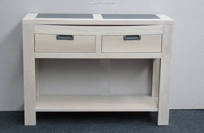 Table Chene Blanchi 504 by Bibus Console Tables Gigognes Bout De Canap 233