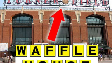 is waffle house open waffle house to open tomorrow in atlanta s turner field eater