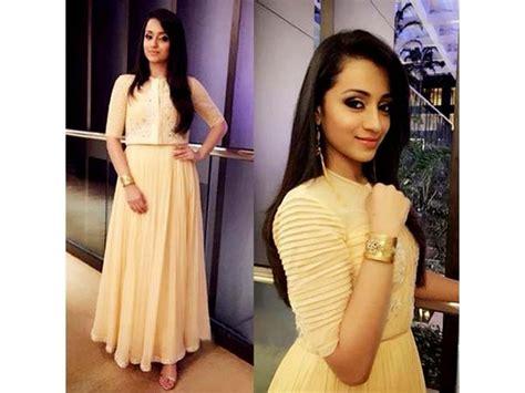 Trisha Wardrobe by 10 Of Trisha Krishnan That You May Want To