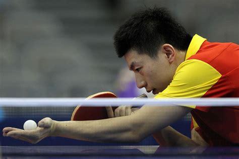 Serve Reception Table Tennis Spot