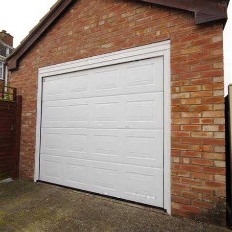 Brilliant Garage Door With Entry Door Built In Garage Exterior Door With Door Built In