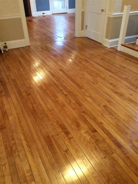 Old Maple Floors in Framingham, MA   Central Mass Hardwood