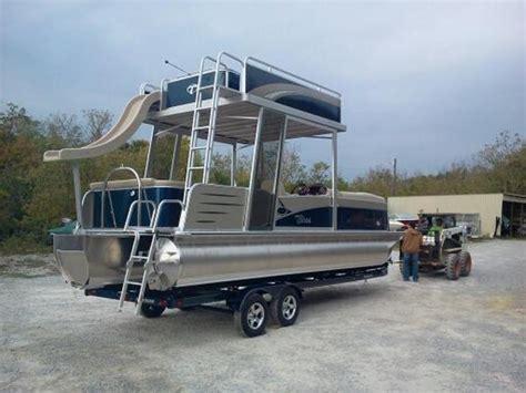 double decker pontoon for sale double deck pontoon newsonair org