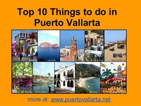 Top Ten Things To Do In Top 10 Things To Do In Vallarta