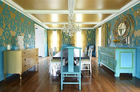 Shades Of Blue Interiors by Turquoise And Gold Bedroom Ideas Home Design