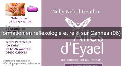 formation en reflexologie  reiki sur cannes  reiki