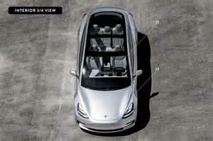 by design tesla model 3 interior electrek