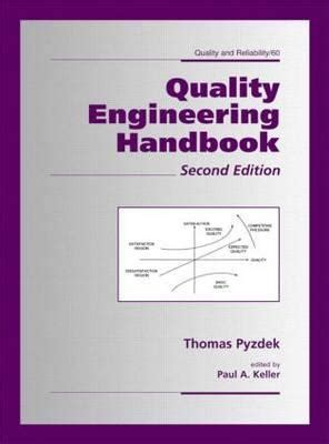 subsea engineering handbook books quality engineering handbook book by pyzdek 3 available