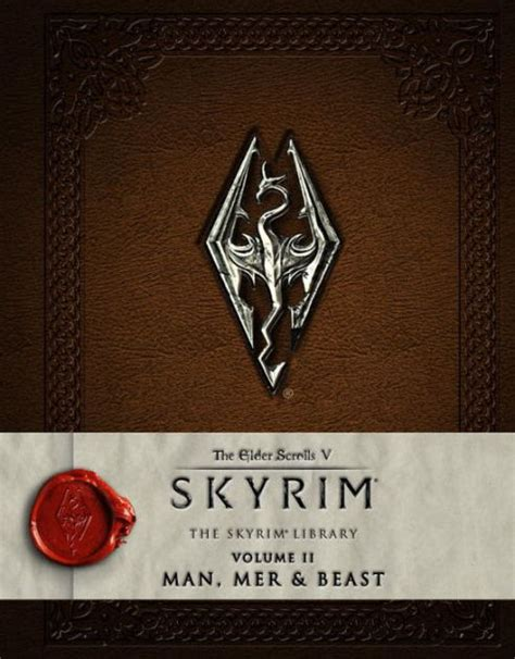 libro the skyrim library the elder scrolls v skyrim the skyrim library vol ii
