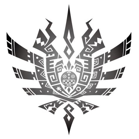 Monster Hunter Aufkleber by Monster Hunter 4 Emblem Pinterest Heftumschl 228 Ge