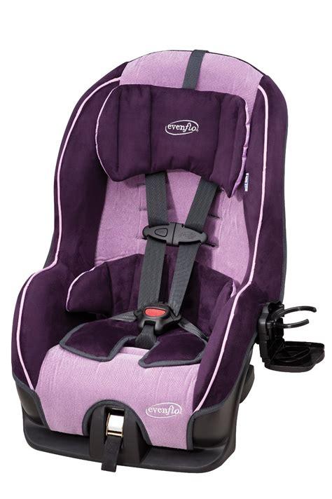 Car Seat Purplem evenflo tribute 5 convertible car seat