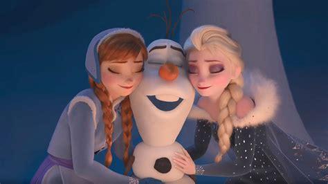 film frozen italiano frozen le avventure di olaf il trailer italiano del