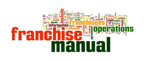 franchise manual template the 9 essential steps of writing a franchise manual