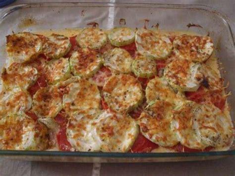 cuisine courgettes gratin recettes de gratins et gratin de courgettes 27