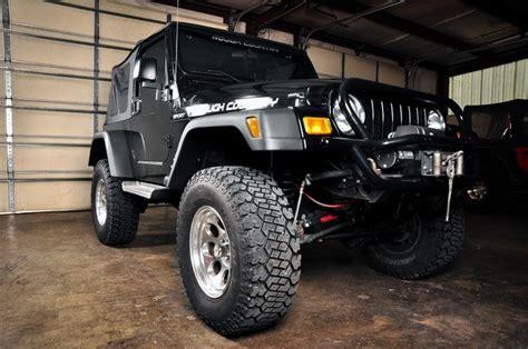 Jeep Wrangler Tj Fender Flares 7in Fender Flares For 97 06 Jeep Tj Wrangler 1031