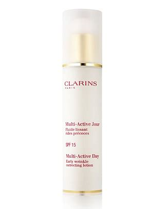 Clarins Multi Active clarins multi active day early wrinkle correcting lotion