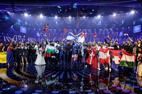 Eurovision Sweepstake 2017 - all finalists for eurovision song contest 2017 named photo