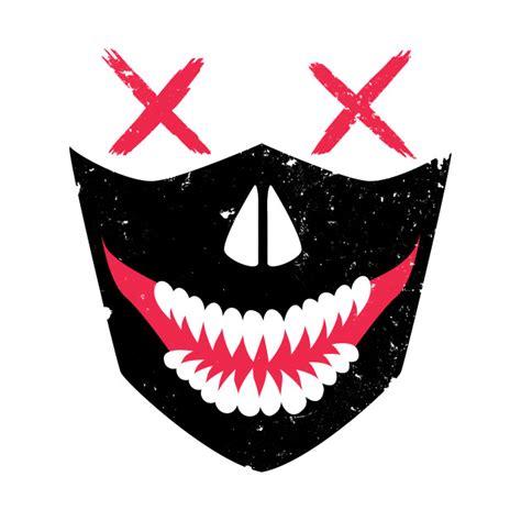 Skull Logo T Shirt skull mask logo mask t shirt teepublic