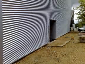 Corrugated Metal Cladding Corrugated Metal Panels Image Best House Design